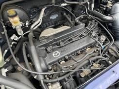 Двигатель в сборе с распила 2МОД+Видео Работы Mazda Tribute EP3W
