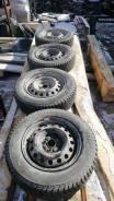 Комплект колес 185/70 R14 (зимняя резина)
