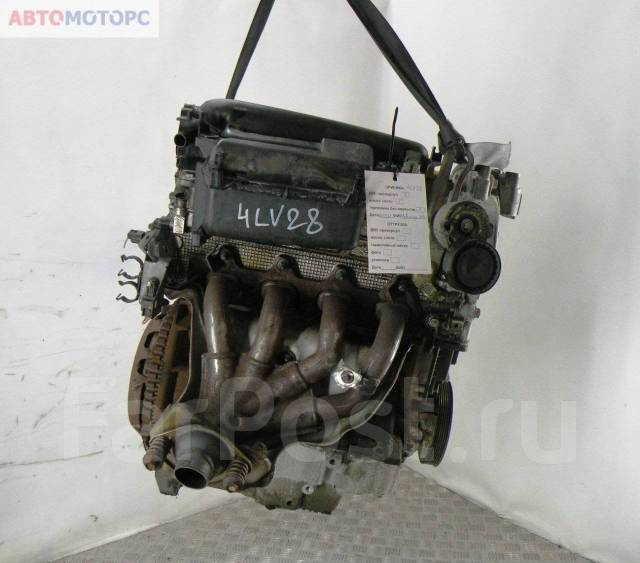 Двигатель Renault Scenic 2 Grand Scenic 2008, 1.6 л бензин (K4M 9 766)