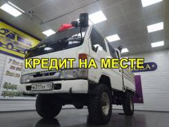 Toyota ToyoAce. У нас самые адекватные цены на данные грузовики ( полный привод 4WD ), 2 800куб. см., 1 500кг., 4x4