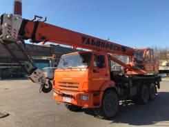 Ульяновец МКТ-25.7. Автокран МКТ 25.7 25 тонн