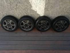 Зимние колеса Ваз на литье в сборе с резиной 175*65R14 балансированные
