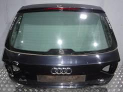 Дверь багажника со стеклом Audi A4 B8 2007-2015 [5840863]