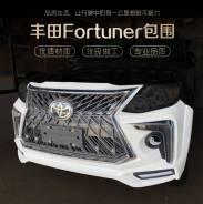 Обвес кузова аэродинамический. Toyota Fortuner, GGN50L, KUN51L, KUN60L, KUN61L, TGN51L, TGN61L Lexus LX570. Под заказ