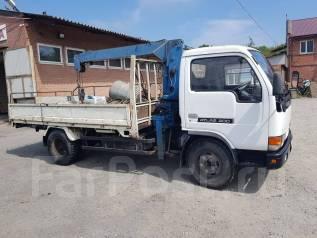 Nissan Atlas. Продаётся грузовик с манипулятором , 3 298куб. см., 3 500кг., 4x2