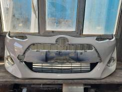 Передний бампер на Toyota Aqua NHP10