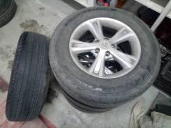 """Продам колеса """"Bridgestone"""" R-16 на литых дисках."""