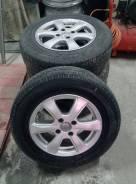 """Продам колеса """"Bridgestone"""" R-14 на литых дисках."""
