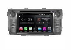 Штатная магнитола FarCar s300-SIM 4G для Toyota Hilux на Android