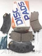 Колодки дисковые тормозные PN5239 NIBK PN5239