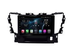 Штатная магнитола FarCar s400 для Toyota Alphard на Android