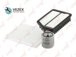 Комплект фильтров для ТО Lynxauto LK3020 LK3020