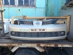 Бампер передний tiida COL-K32