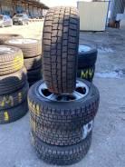 Dunlop Winter Maxx. зимние, без шипов, 2014 год, б/у, износ 30%