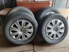 Колеса VW Tiguan