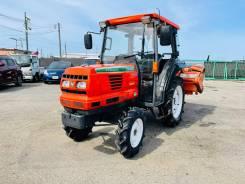 Hinomoto. Продам трактор NX201 с кабиной и фрезой японского пр-ва, 20,00л.с.