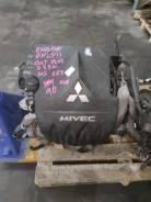 Контрактный двигатель 4A91 Митсубиси Лансер 1.5 109