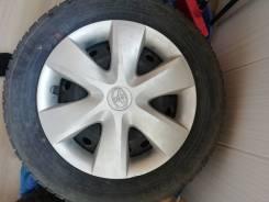 Продам комплект колес (штапмповки)
