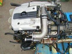 Двигатель в сборе RB25DET свап (в сборе с АКПП)