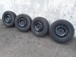 Комплект колёс Dunlop Graspic DS1 175/70 R14