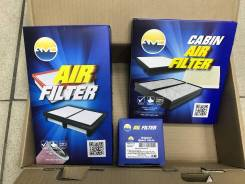 Комплект фильтров Solaris/Rio Amdsetf33 ! В наличии в Иркутске AMDSETF33