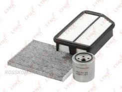 Комплект фильтров для ТО Lynxauto 'LK30221