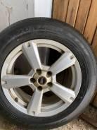 Диски R17 с японской резиной Dunlop Grandtrek 225/60/R17