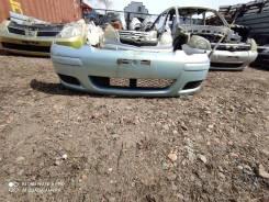 Бампер передний Toyota vitz SCP10
