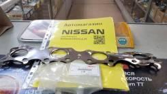 Прокладка выпускного коллектора на Nissan 14036-AR000 Япония Stone