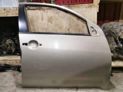 Дверь передняя правая Mitsubishi Outlander CW6W 84 т. км цвет S18