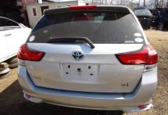 Дверь 5-я Toyota Corolla Fielder NKE165 1NZ-FXE 2016 серебро 1f7