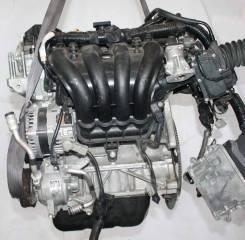 Двигатель Mazda P3-VPS Skyactiv 1.3 литра на Mazda Demio Dejfs Mazda2