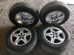 Комплект колес Dunlop Grandtrek PT3