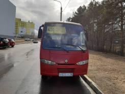 Real. Продаётся Автобус Hyundai REAL, 20 мест, С маршрутом, работой