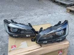 Фары передние Subaru Impreza WRX, VAG, VAB, Levorg VMG, VM4 рестайл