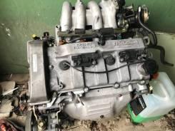 Мотор fp de на Mazda Capella