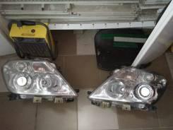 Фары передние на Nissan Patrol 6 поколение