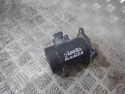 Расходомер воздуха (массметр/ДМРВ), Nissan (Ниссан)-Almera Classic (B10) (06-) [22680AW400] 22680AW400
