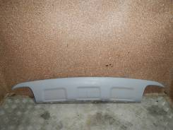 Накладка бампера заднего Hyundai Santa FE 866852baa0