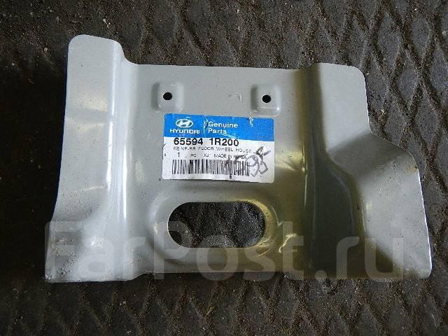 Усилитель пола Hyundai Solaris/Accent IV 2010 [0000636621]
