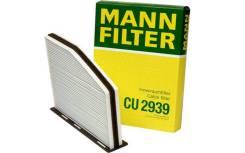 Фильтр салонный CU2939 mann CU2939 в наличии в Хабаровске