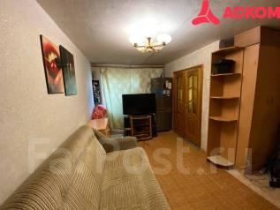 1-комнатная, улица Калинина 35. Чуркин, агентство, 28,2кв.м. Комната
