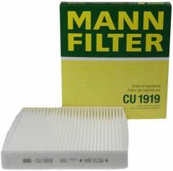 Салонный фильтр MANN CU1919 (АС108) В Хабаровске CU1919