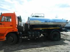 КамАЗ 43253. Автогудронатор ДС-43253 на шасси Камаз-43253-3010-69, 6 700куб. см. Под заказ