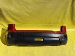 Бампер задний Nissan Qashqai (J10) (2006 - 2013) оригинал