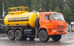 Цистерна АЦК-10 на шасси Камаз-43118-50. 11 762куб. см. Под заказ