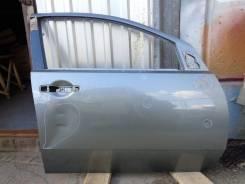 Mitsubishi Galant DJ / DM дверь передняя правая без отверстий под молд