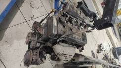 Двигатель 5a-fe ae100