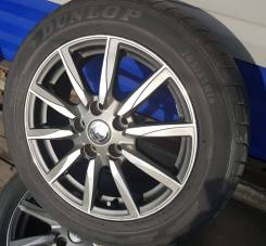 Продам летние шины и литые диски (тойота)