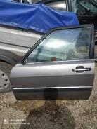 Дверь левая передняя Audi 90 B2 1986г б. у